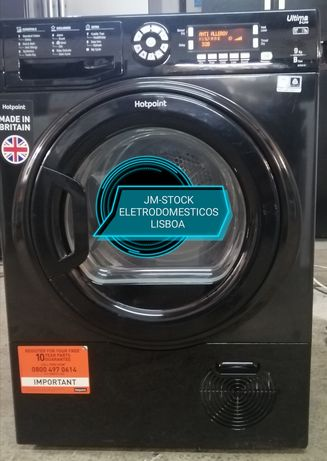Máquina de secar 9kg condensação Hotpoint com entrega