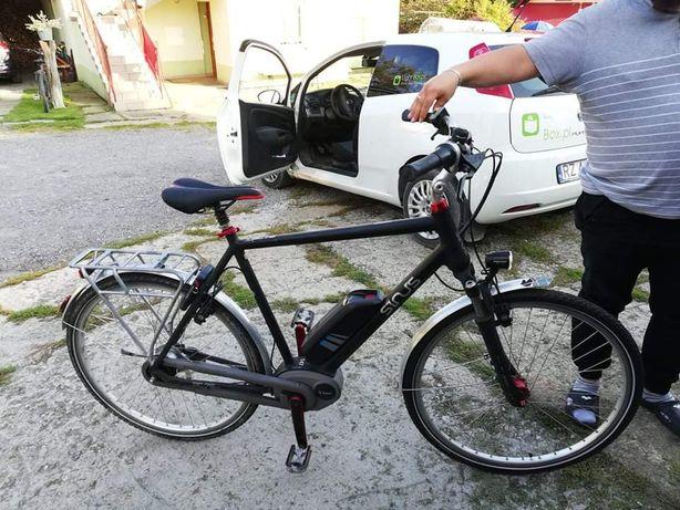 Rower elektryk Sinus koło 28
