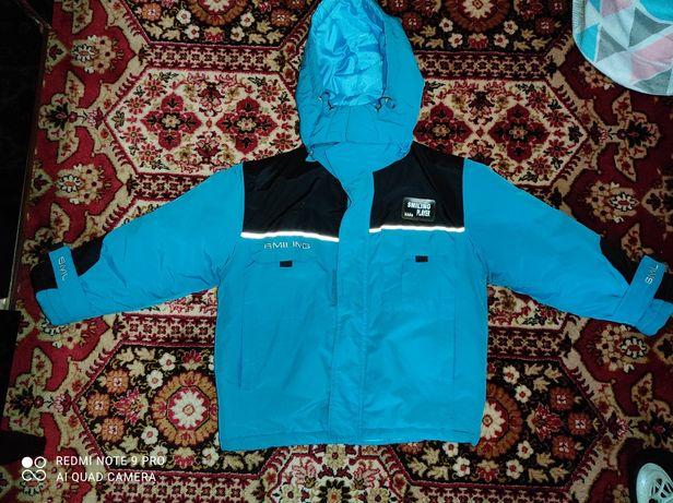 Куртка на мальчика осень-зима 3 в 1