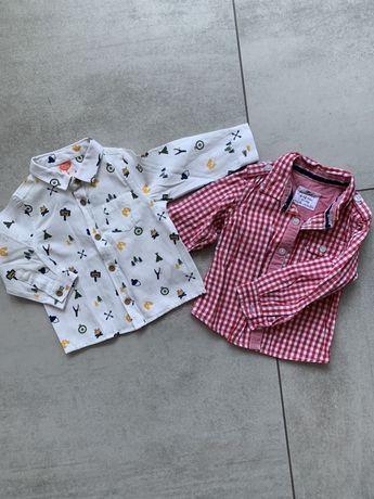 Сорочки на хлопчика (за дві)