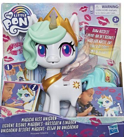 Интерактивная My Little Pony Волшебный поцелуй Принцесса Селестия