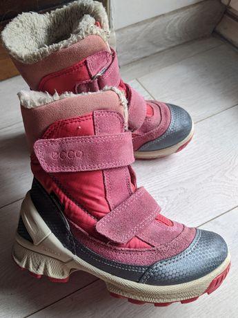 Зимние сапоги для девочки ecco biom еко биом 27 р. 17 см