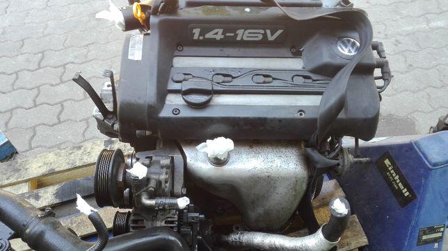 SKRZYNIA sprzęgło GOLF 4 lV VW seat audi A3 1.4 1.6 16v KLIMA pomp