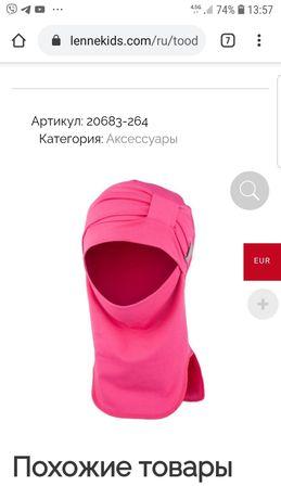 Шапка-шарф, балаклава Lenne на возраст от 10 лет