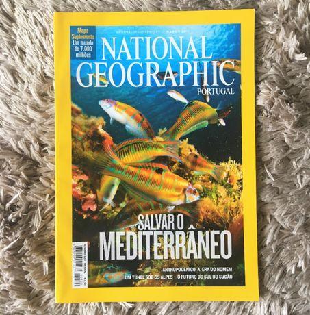Revista National Geographic Portugal, Edição Março 2011 - Nº 120