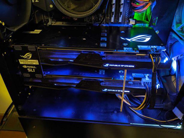 ASUS Rog Strix GeForce GTX 1070 8GB GDDR5