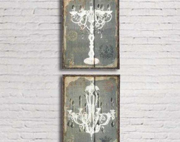 Интерьерная  картина  Dialma Brown две штуки ИТАЛИЯ.  СКИДКА 30%