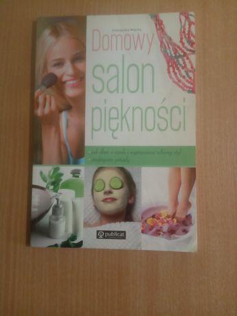 Domowy salon piękności książka