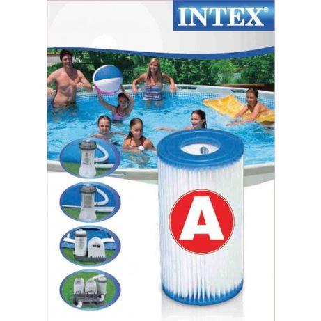 Intex тип А картридж для фильтра 29000/59900 Интекс, Интех