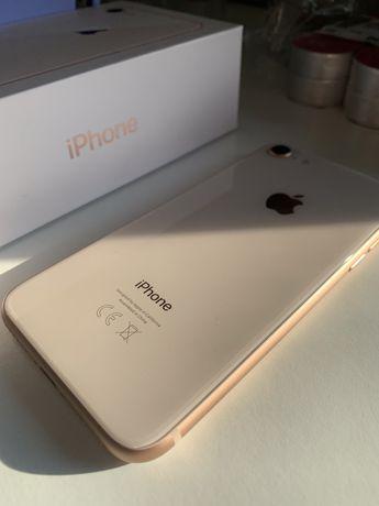 Iphone 8 rosegold 64GB