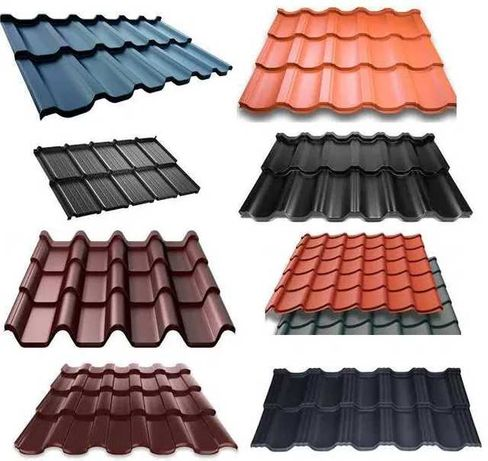 Все для даху, монтаж даху, заміри, металочерепиця та ін