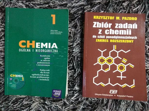 Chemia nieorganiczna, zbiór zadań z chemii