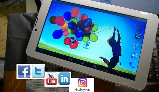"Планшет Телефон Samsung Galaxy Tab PRO (Серебро) 3G 2SIM Смартфон 7"""