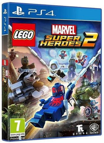 Lego Marvel Super Heroes 2 PL PS4 Nowa Video-Play Wejherowo