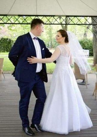 Suknia ślubna Agnes roz.38