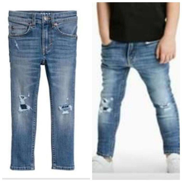 Spodnie h&m 98 jak nowe Pyrzyce - image 1