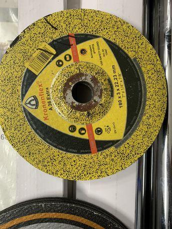 Tarcze do ciecia metalu 180 lub 230 mm 5 szt kpl