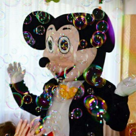 Оренда шоу мильних бульбашок