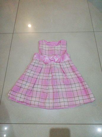 Sukienka rozmiar r. 80