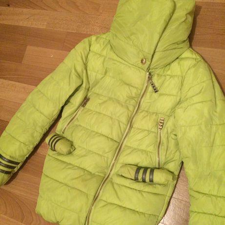 Демисезонная, весення куртка