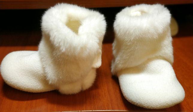 Взуття для немовлят, стан ідеальний, підошва не скользить, розмір 18 L