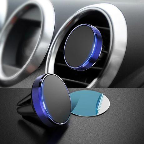 Автомобильный магнитный держатель 360 на мощных магнитах