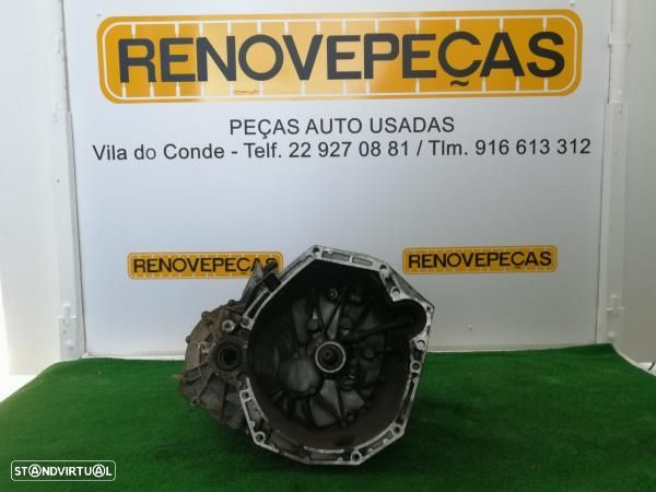 Caixa Velocidades Renault Scénic Ii (Jm0/1_)