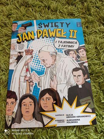 Komiks o sw Janie Pawle 2