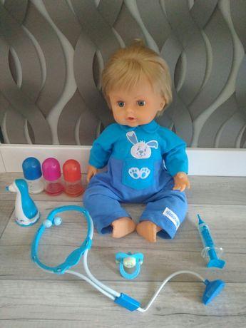 Интерактивная кукла, больничка