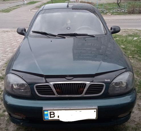 Автомобиль Део сенс 2004
