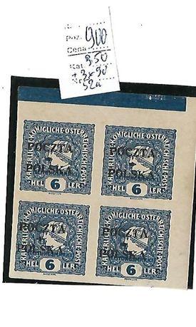 znaczki poczta polska