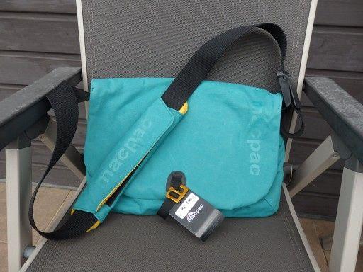 MACPAC Courier torba turystyczna na ramię NOWA