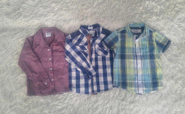 Рубашки на мальчика 2-3 года! Next, F&F. Любая 50 грн!!!