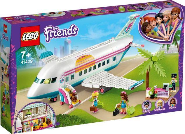 Lego Friends Самолёт в Хартлейк Сити 41429