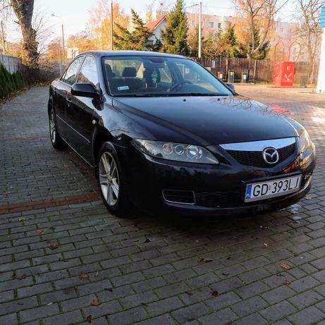 Mazda 6 2006 po lifcie