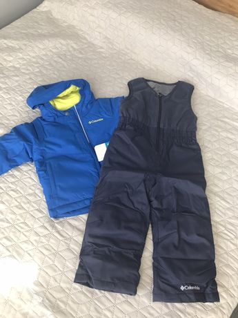 Комбинезон Columbia Buga Set, omni heat, 3t