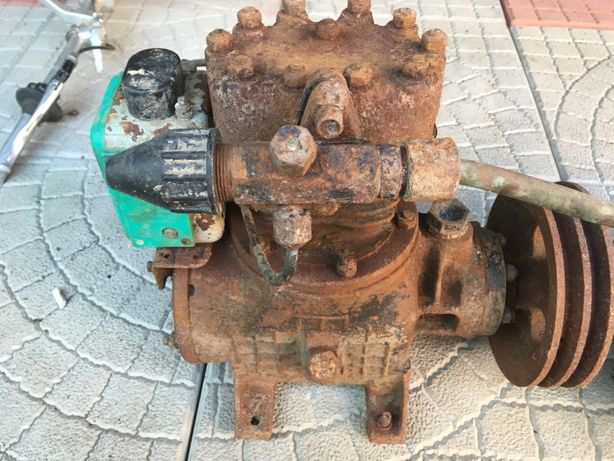 Мотор для морозильної камери