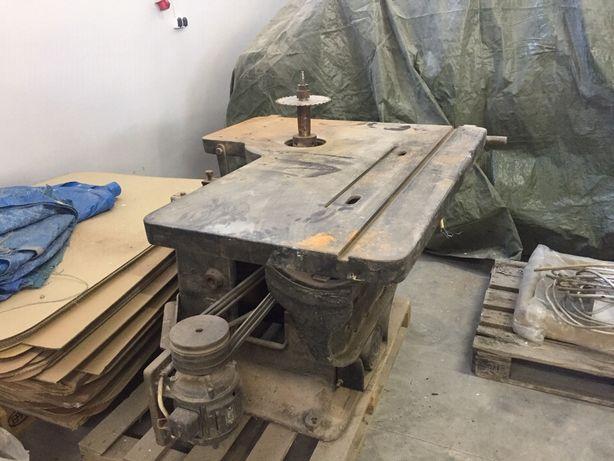 frezarka stołowa do drewna produkcji niemieckiej