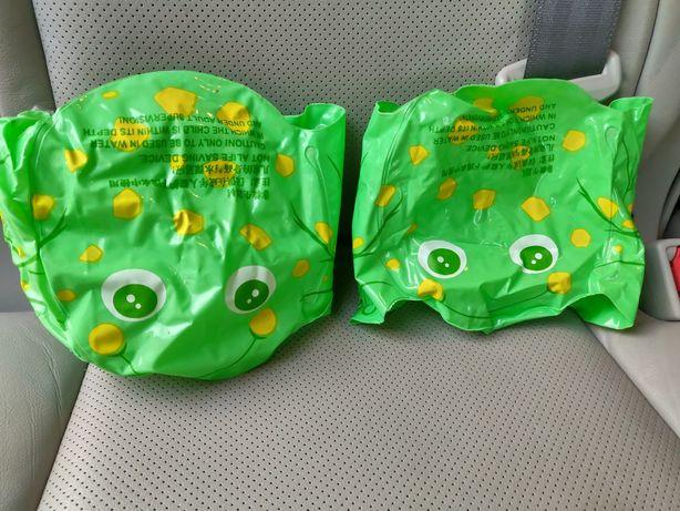 Детские надувные нарукавники до 4х лет