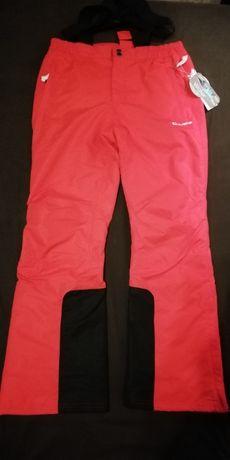 nowe spodnie narciarskie damskie snowboard Everhill rozm M