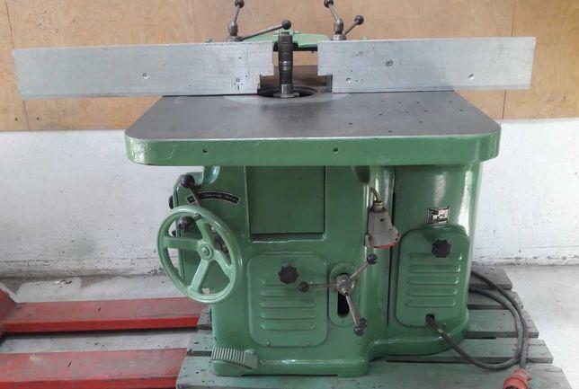 Frezarka dolnowrzecionowa BAUERLE, stół 110x90, Φ=30mm, do drewna