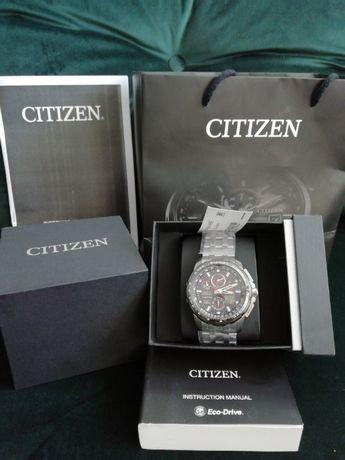 Naręczny Zegarek LOTNICZY Citizen JY8069-88E
