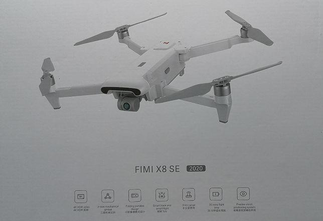 Drone Xiaomi FIMIX8 SE 2020;8Kms;camara4K UHD HDR+acessórios