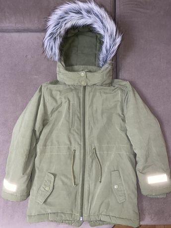 Куртка зимняя / холодная осень