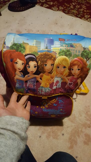 Шкільний рюкзак Lego