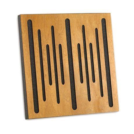 GoodWave Panele akustyczne SQM 50x50x5,3cm hybrydowe pianka akustyczna