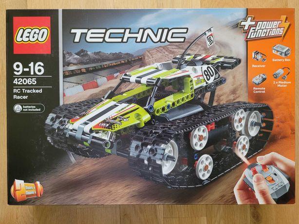 LEGO Technic 42065 - Zdalnie sterowana wyścigówka - NOWY!