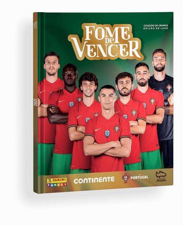 Cromos Euro 2020- Fome de Vencer (continente)