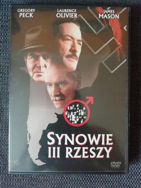 Płyta DVD Synowie lll Rzeszy.