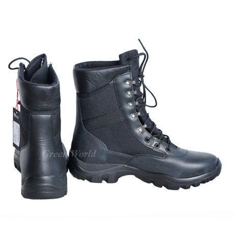 Buty trzewiki taktyczne Wojas 691 926/MON klasa mundurowa